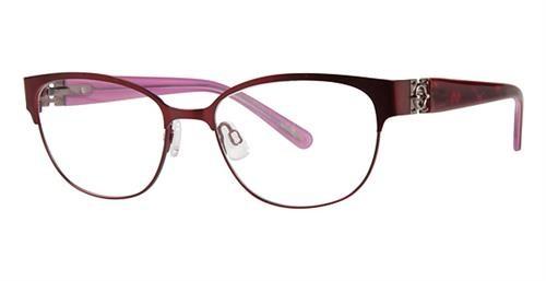via spiga eyewear elena burgundy