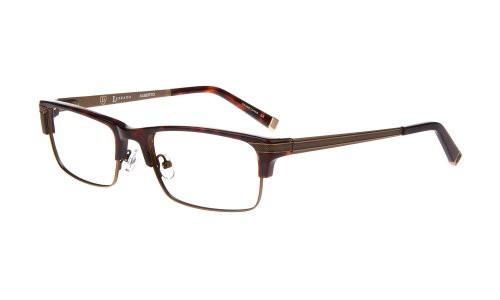 Lazzaro eyewear alberto havana mens trendy frames