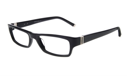 Lazzaro eyewear Dane black mens trendy frames