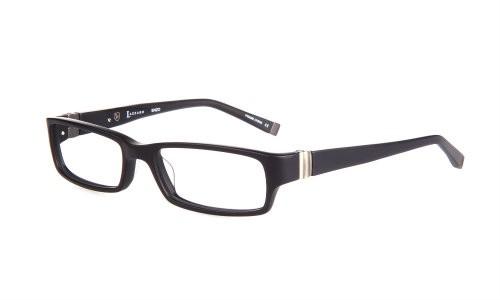 Lazzaro Eyewear Enzo matte black mens trending frames