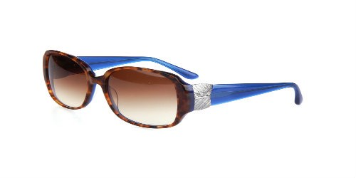 Nicole Designs eyewear Sunglasses rxable Alicia Tortoise