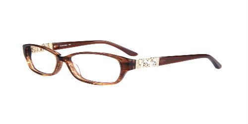 nicole designs Paris-brown plastic frame