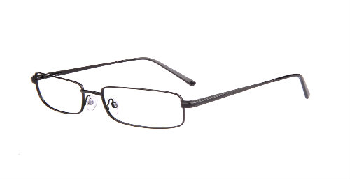 wide guyz eyewear lefty black large eyesize frames