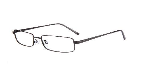 wide guyz eyewear lefty black large eyesize frames
